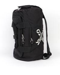 KENZO Sport Big X Logo Print Travel Bag - Black