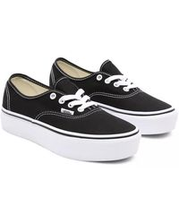 Vans Authentic Sneakers for Women - Up to 70% off at Lyst.com