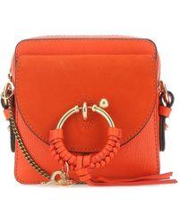 See By Chloé Joan Mini Camera Bag - Red