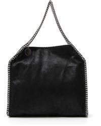 Stella McCartney Falabella Small Tote Bag - Black