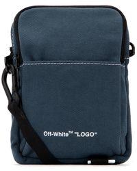 Off-White c/o Virgil Abloh - Logo Messenger Bag - Lyst