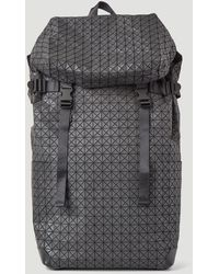 Bao Bao Issey Miyake - Daypack Buckled Backpack - Lyst