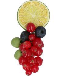 Maison Margiela Fruits Pendant Necklace - Multicolour