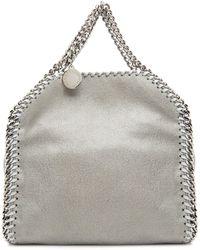 Stella McCartney Falabella Tiny Tote Bag - Grey