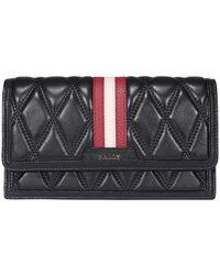 Bally Dafford Wallet - Black
