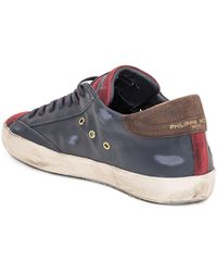 Philippe Model Low-top Trainers - Multicolour