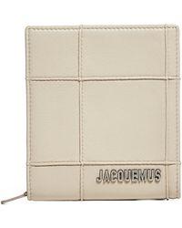 Jacquemus Le Gadjo Crossbody Bag - Natural