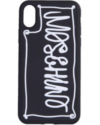 Moschino Cover For Iphone X / Xs - Multicolor