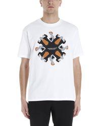 Undercover X Jun Takahashi Logo T-shirt - White