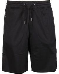 Givenchy Webbing Shorts - Black