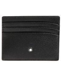 Montblanc Meisterstück Pocket Card Holder - Black