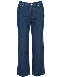 A.P.C. New Sailor Jeans - Blue