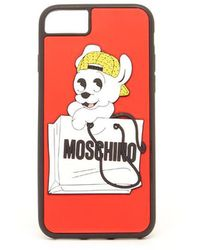 Moschino - Pudgy Iphone 7 Case - Lyst