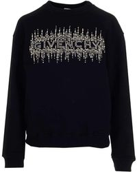 Givenchy Other Materials Sweatshirt - Black