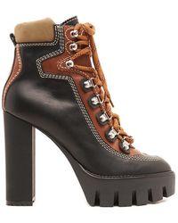 DSquared² - Saint Moritz Ankle Boots - Lyst