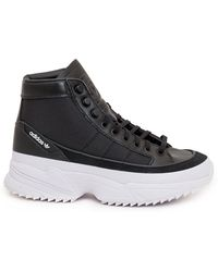 adidas Originals Kiellor Xtra Platform Sneakers - Black