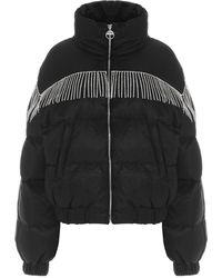 Chiara Ferragni Outerwear Jacket - Black