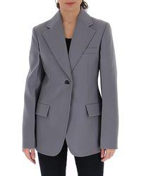 Jil Sander Tailored Jacket - Grey