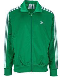 adidas Originals Adicolor Classics Firebird Track Jacket - Green