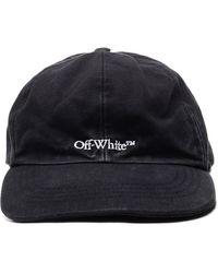 Off-White c/o Virgil Abloh Curved Peak Baseball Cap - Black