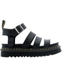 """Dr. Martens """"blaire"""" Sandals - Black"""