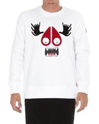 Moose Knuckles - Moose Munster Sweater - Lyst