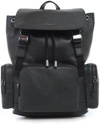 88441fbbd72c Michael Kors - Henry Classic Flap Backpack - Lyst