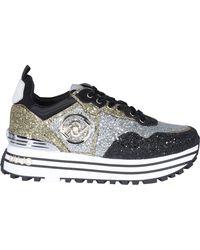 Liu Jo Maxi Wonder 1 Sneakers - Black
