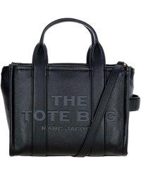 Marc Jacobs The Traveller Mini Tote Bag - Black