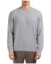 Michael Kors Men's Jumper Jumper Pullover - Grey