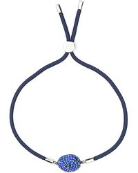 Swarovski Power Bracelet - Blue
