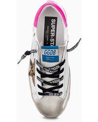 Golden Goose Super-star Sneakers - White