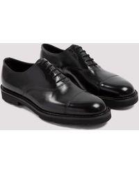 John Lobb City Ii Oxford Shoes - Black
