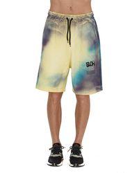 Mauna Kea Tie-dye Bermuda Shorts - Multicolour