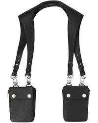 Amiri Harness Bag - Black