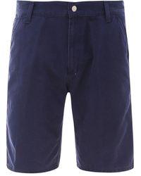 Carhartt WIP Ruck Bermuda Shorts - Blue