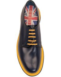 Church's Leyton 5 Lace-up Derby Shoes - Blue