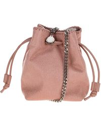 Stella McCartney Falabella Chained Crossbody Bag - Pink