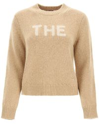 Marc Jacobs The Jumper - Natural