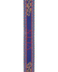 Valentino Thin Embroidered Scarf - Multicolour