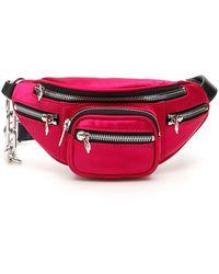 Alexander Wang Attica Mini Belt Bag - Pink