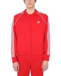 adidas Originals Track Jacket - Red