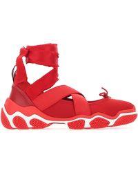 RED Valentino Valentino Garavani Redballet Sneakers