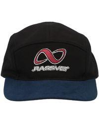 Rassvet (PACCBET) Logo Embroidered Baseball Cap - Black