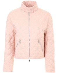 Moncler Gamme Rouge - Quilted Jacket - Lyst