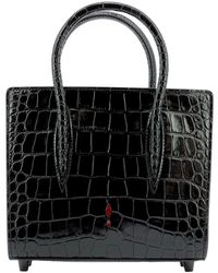 Christian Louboutin Paloma S Handbag - Black