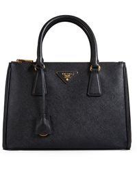 Prada - Galleria Small Tote Bag - Lyst