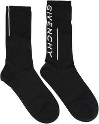 Givenchy Split Socks - Black