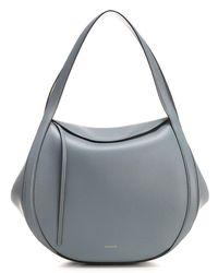 Wandler Lin Shoulder Bag - Blue