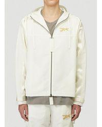 Reebok X Cottweiler Convertible Jacket - White